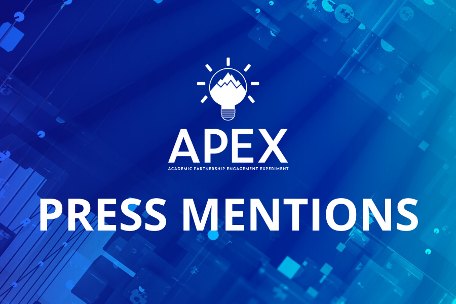 APEX press mentions