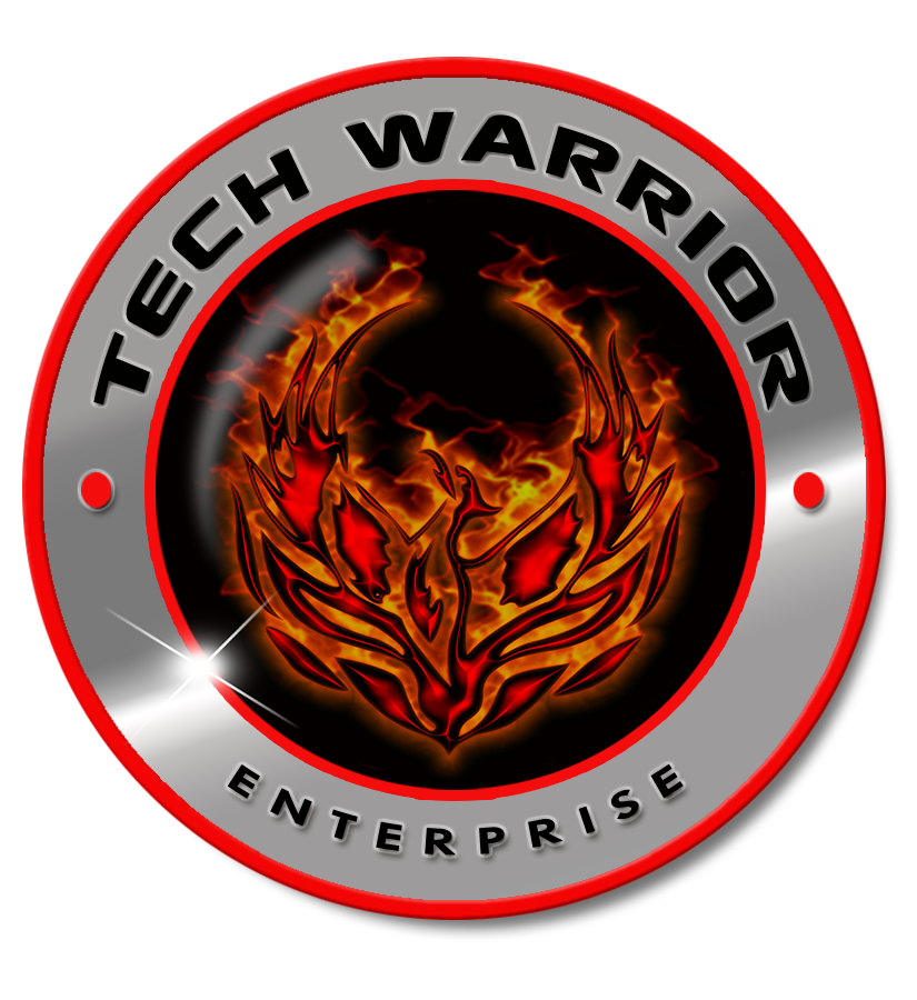 Tech Warrior Enterprise logo