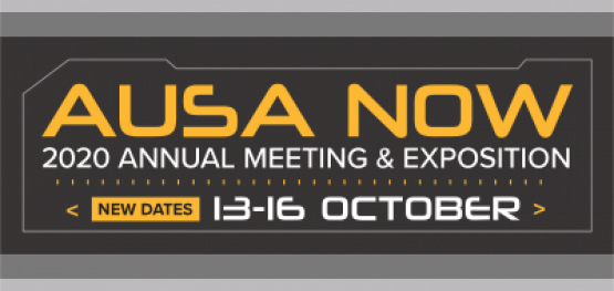 2020 AUSA Annual Meeting event banner