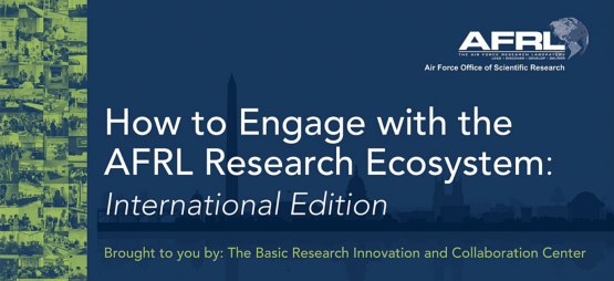 How to Engage with the AFRL Research Ecosystem