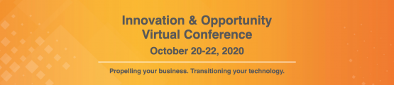 Innovation & Opportunity Virtual Conference