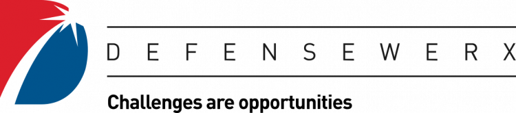 DefenseWerx logo