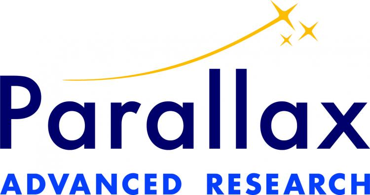 parallax advanced research logo